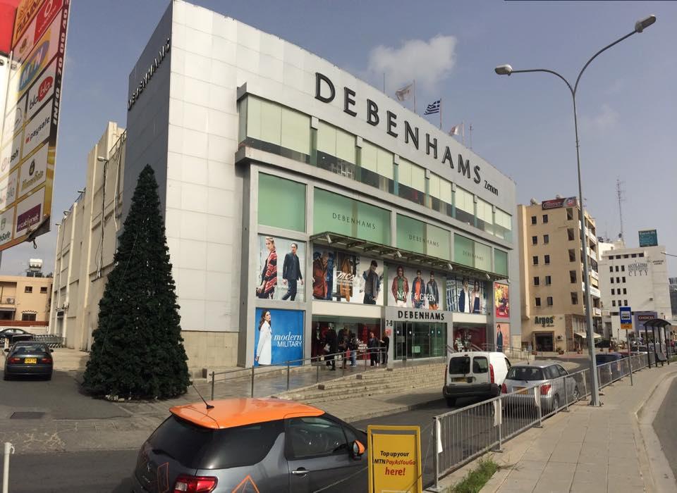 Debenhams Nicosia