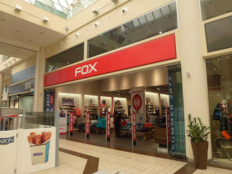 Fox - My Mall