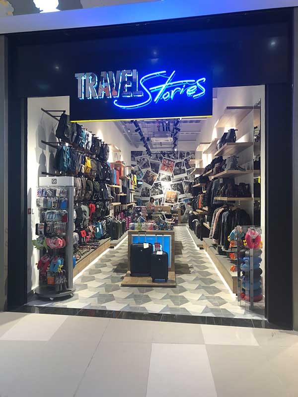Travel Stories - Nicosia Mall