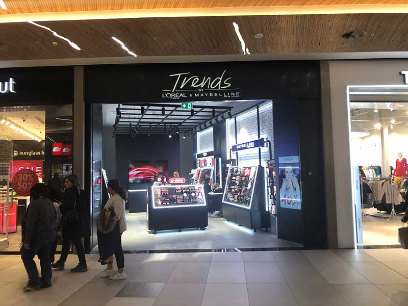 Trends - Nicosia Mall