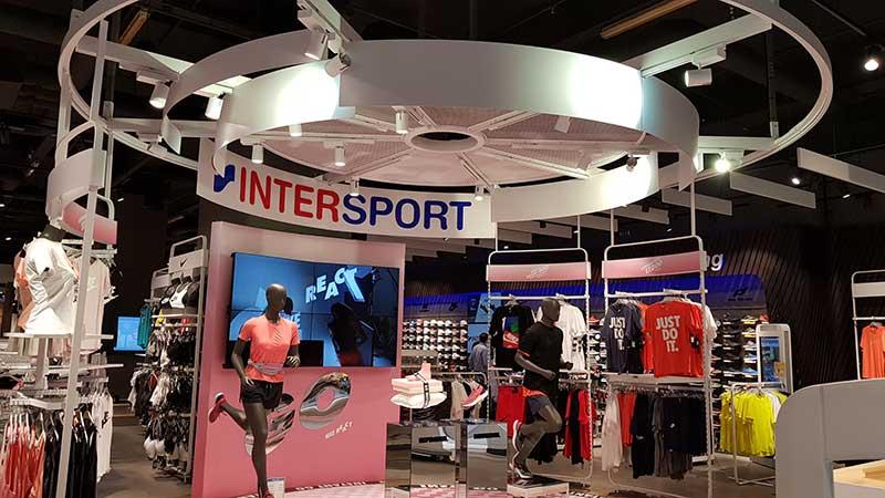 Intersport - Mall of Cyprus