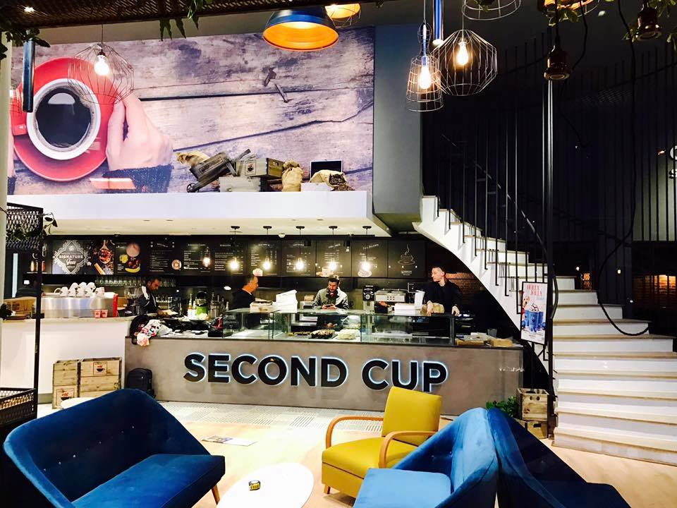 Second Cup - Engomi