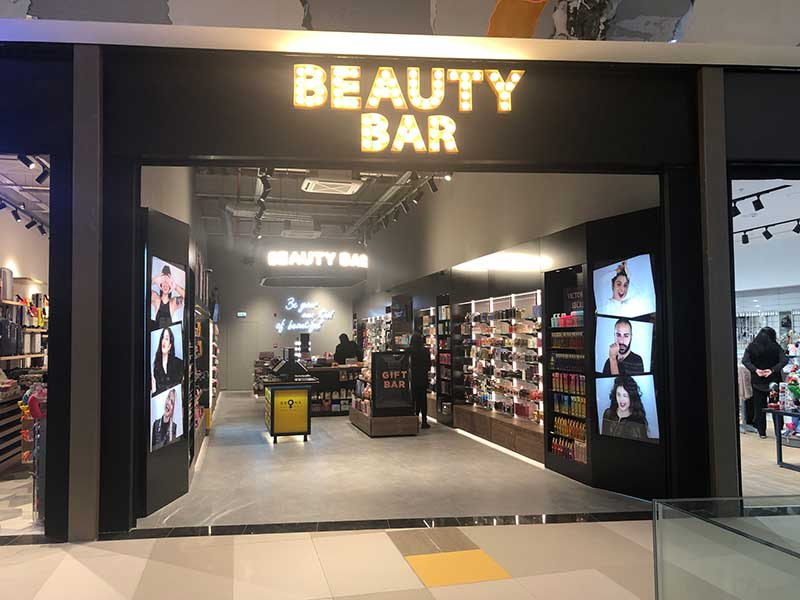 Beauty Bar - Nicosia Mall