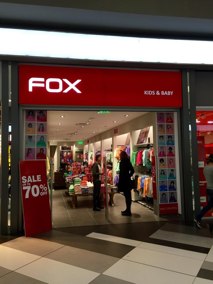 Fox - Paphos