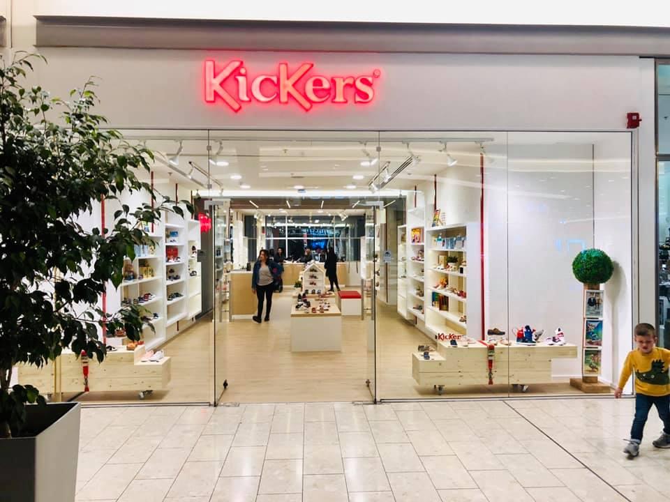 Kickers - Mall of Cyprus